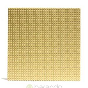 Lego Platte 3811 beige Grundplatte 32x32 Noppen