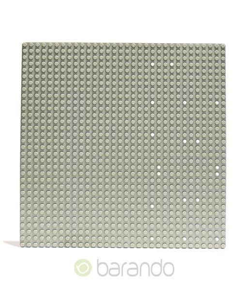 Lego Platte 3811p01 hellgrau Grundplatte 32x32 Noppen