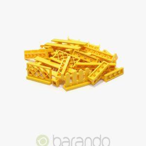 30 LEGO Zaun gelb gemischt Fancy kaufen