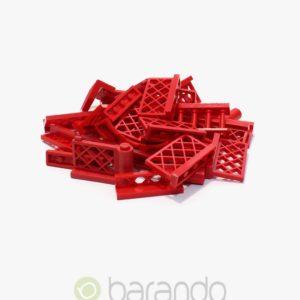 30 LEGO Zaun rot gemischt Fancy kaufen