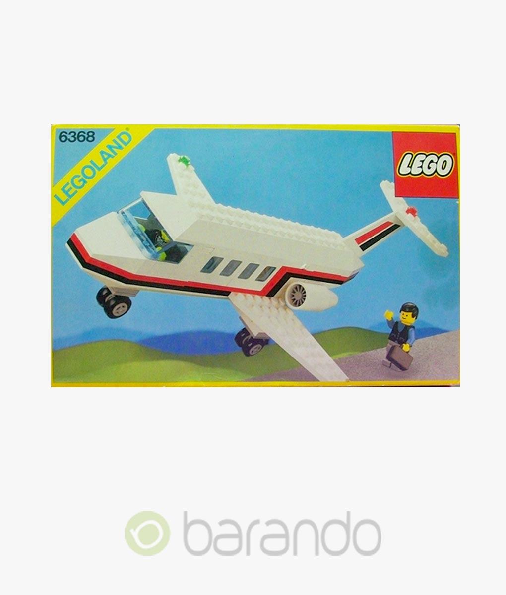 Lego City 6368 Flugzeug Set Barando