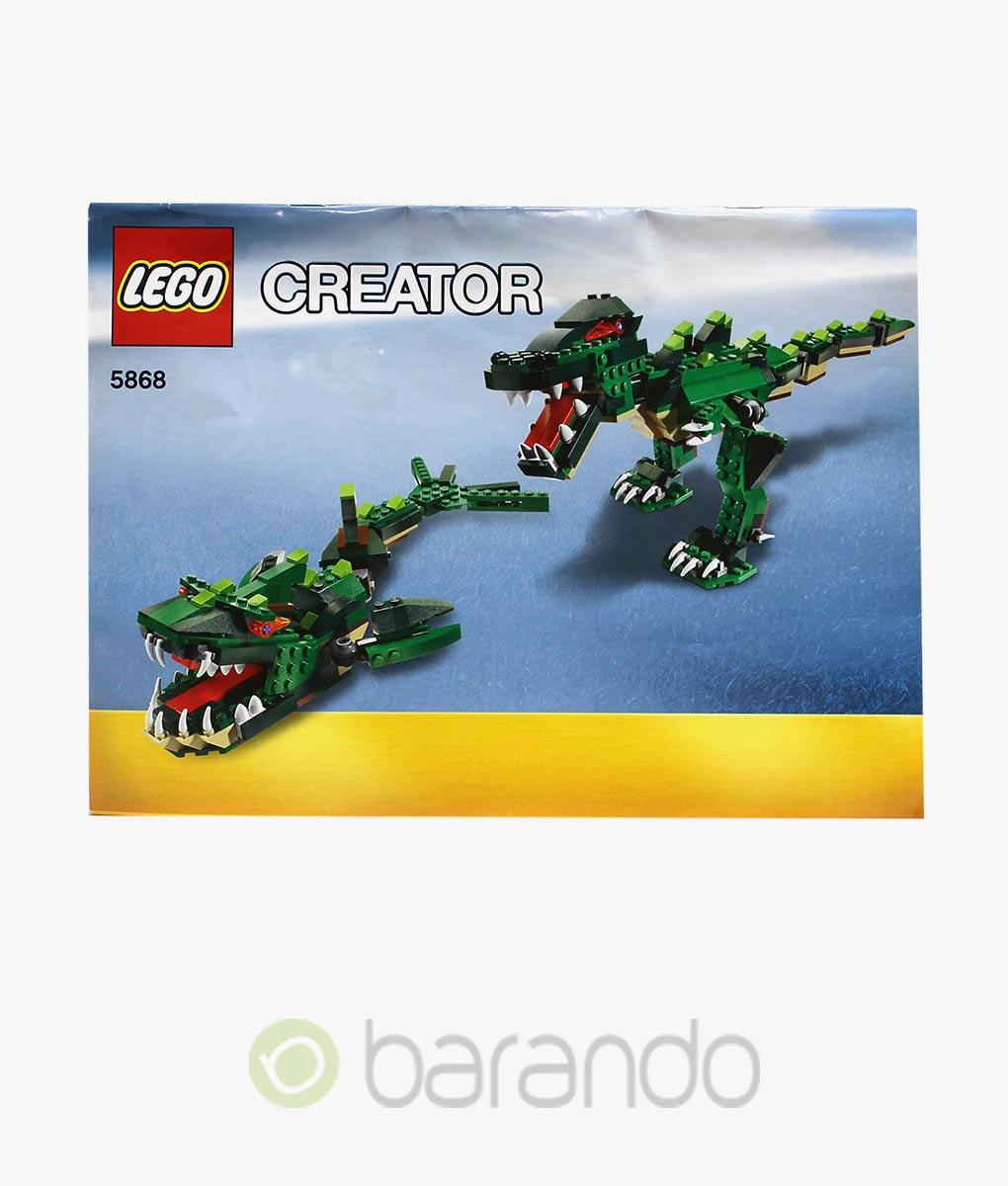 LEGO Creator 5868 Krokodil Set kaufen