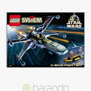LEGO Star Wars 7140 X-Wing Fighter Set kaufen
