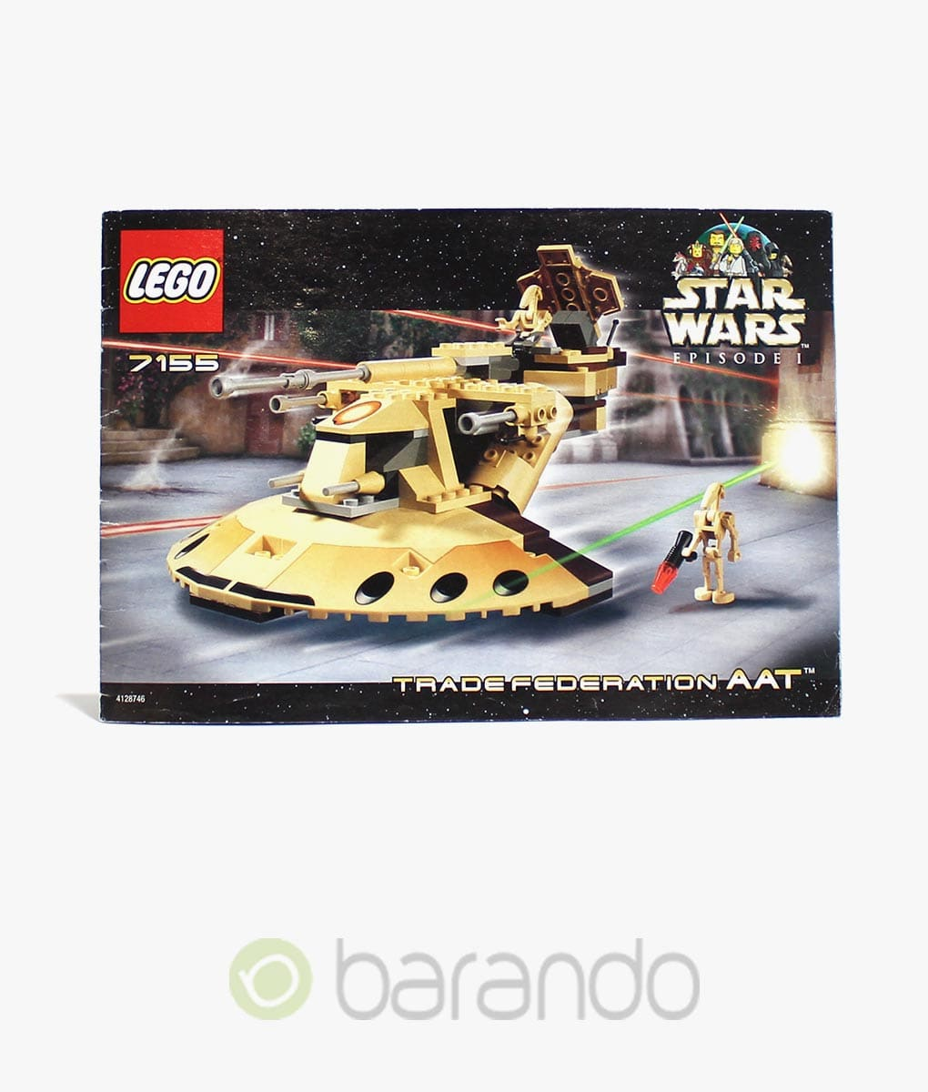 LEGO Star Wars 7155 Trade Federation Set kaufen