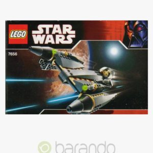 LEGO Star Wars 7656 Grievous Starfighter Set