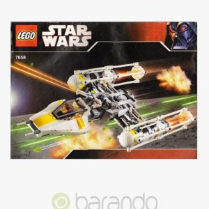 LEGO Star Wars 7658 Y-Wing Fighter Set