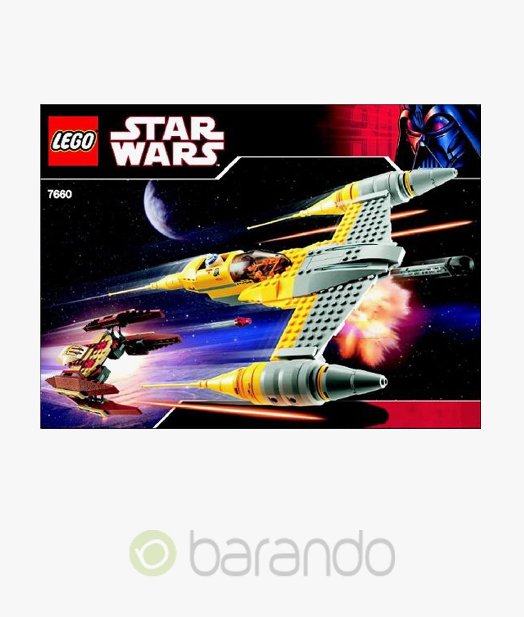 LEGO Star Wars 7660 Naboo Starfighter Set