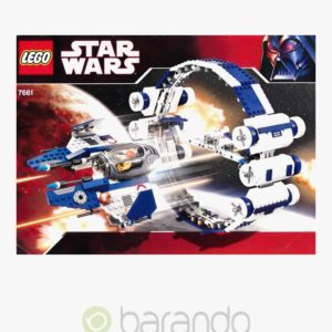 LEGO Star Wars 7661 Jedi Starfighter Set