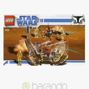 LEGO Star Wars 7670 Hailfire Droid Set