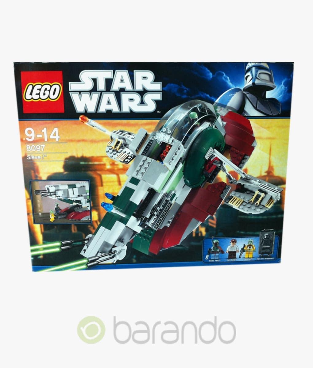 LEGO Star Wars 8097 Slave I Set