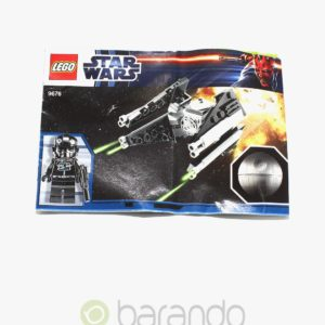 LEGO Star Wars 9676 TIE Interceptor Set kaufen