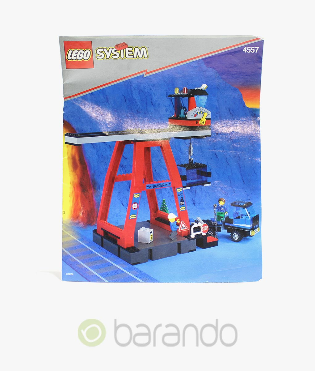 LEGO Train 4557 Verladekran Set kaufen