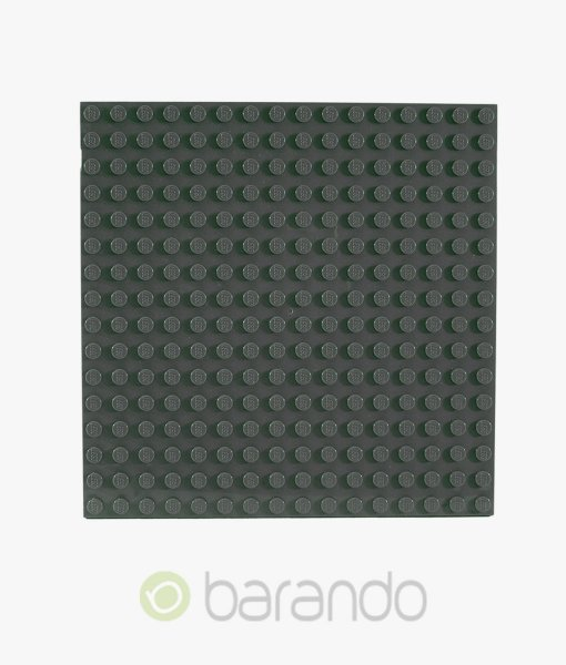 LEGO Platte 3867 dunkelgrau - Grundplatte