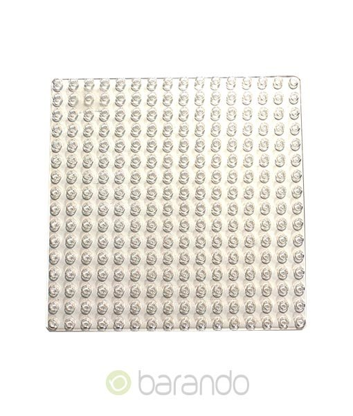 Lego Platte 3867 transparent Grundplatte 16x16 Noppen