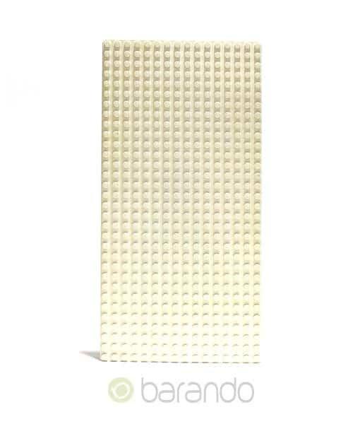 LEGO Platte 3857 weiß - Grundplatte