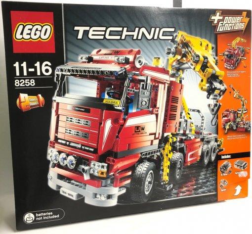 8258-1, Crane Truck