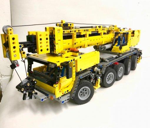 42009-1, Mobile Crane Mk II
