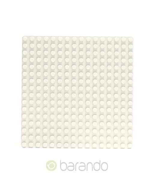 Lego Platte 3867 weiß Grundplatte 16x16 Noppen