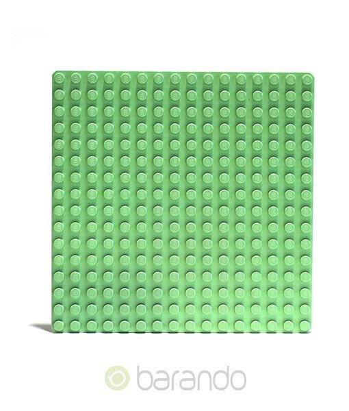Lego Platte 3867 mintgrün Grundplatte 16x16 Noppen