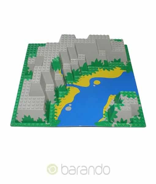 LEGO 3D Platte 6024px2 - Canyon