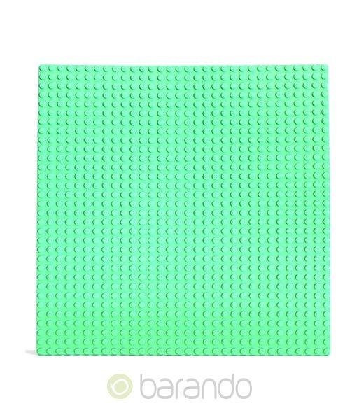 Lego Platte 3811 mintgrün Grundplatte 32x32 Noppen