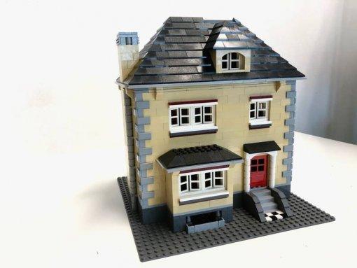 LEGO MOC Modular Building