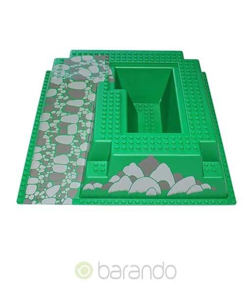 LEGO 3D Platte 2552px6 - Burg