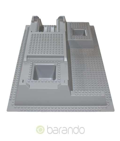 LEGO 3D Platte 51542 - Polizeistation