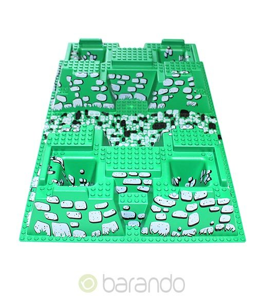 LEGO 3D Platte 30271px2 - Burg