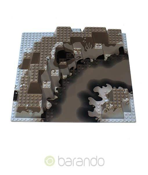 LEGO 3D Platte 6024px3 - Unterwasserwelt