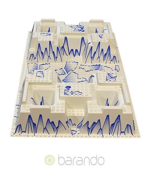 LEGO 3D Platte 30271px6 - Arktis