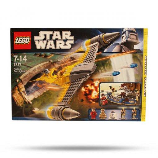 7877-1, Naboo Starfighter