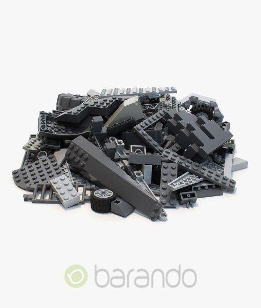 LEGO Steine grau - Kiloware