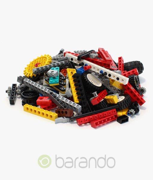 Lego Technic Kiloware mit Pins und Lochstangen