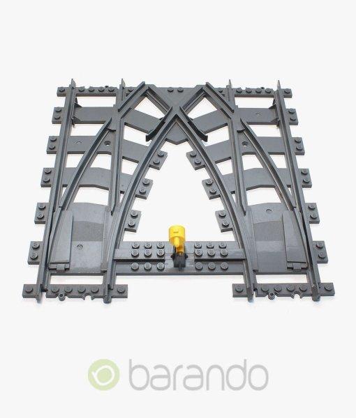 LEGO City Eisenbahn Weiche 60128 - RC