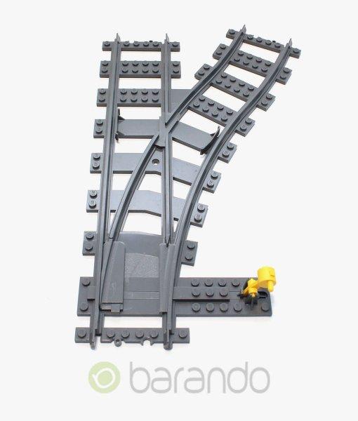 LEGO City Eisenbahn Weiche 53404 - RC