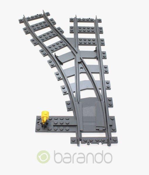LEGO City Eisenbahn Weiche 53407 - RC