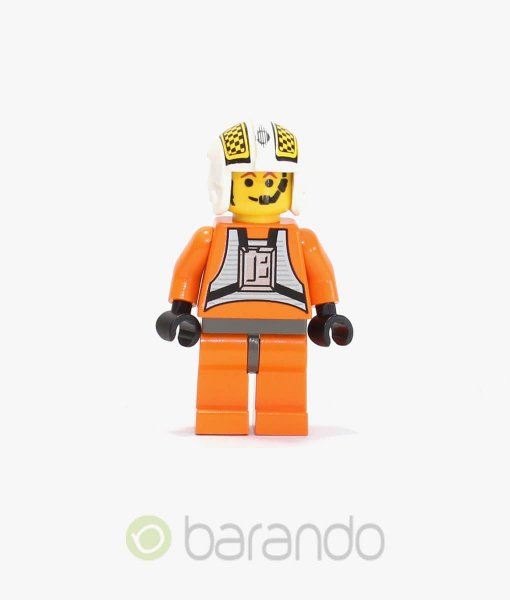 LEGO Rebel Pilot Dutch Vander sw033