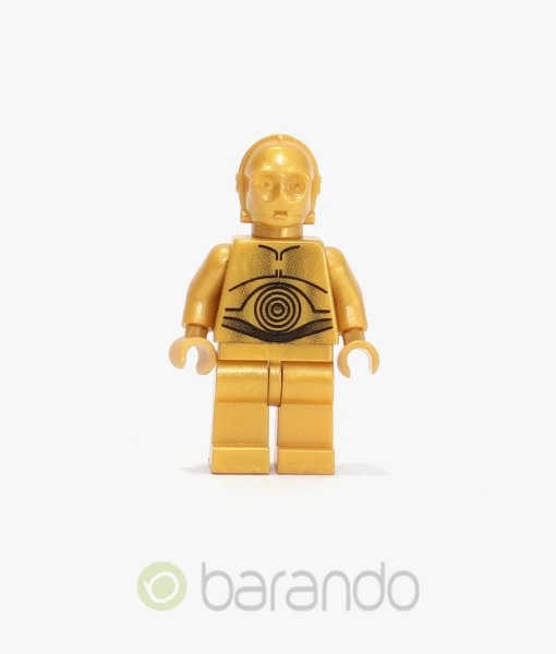 LEGO C-3PO sw161a Star Wars