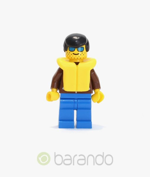 LEGO Jacket Brown jbr006 City Minifigur kaufen