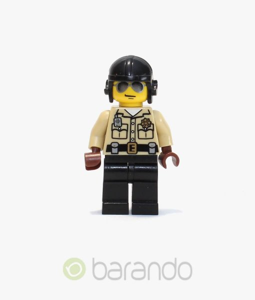 LEGO Traffic Cop col022 Collectible
