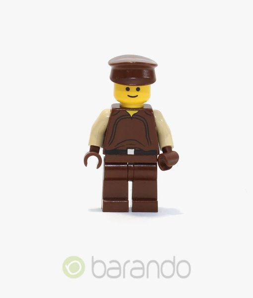 LEGO Naboo Security Officer sw022