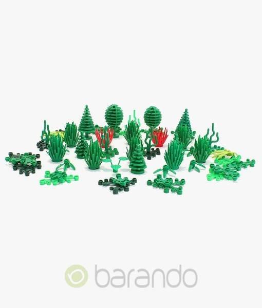 LEGO Pflanzen Set - 60 Teile