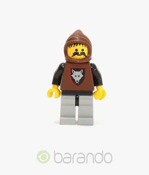 LEGO Wolf People cas072t Castle