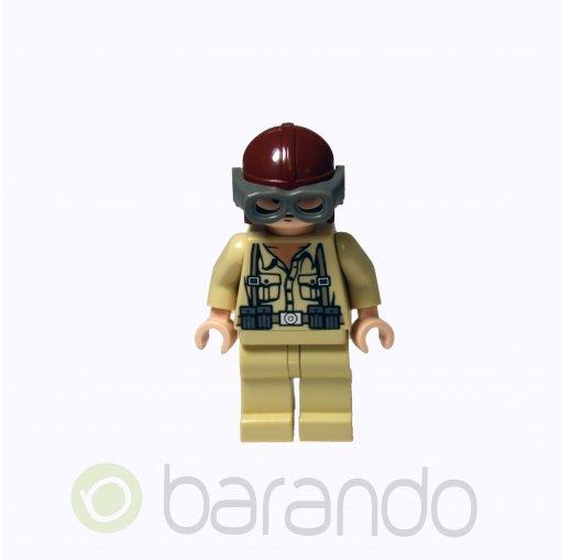 LEGO German Soldier 5 iaj023 Indiana Jones