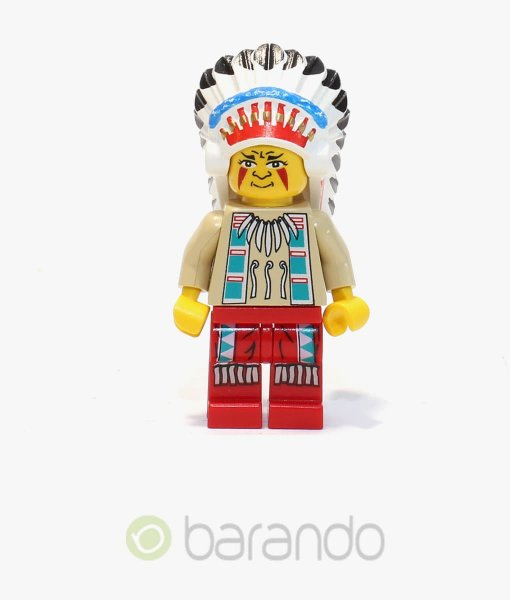 LEGO Indian Chief ww017 Western