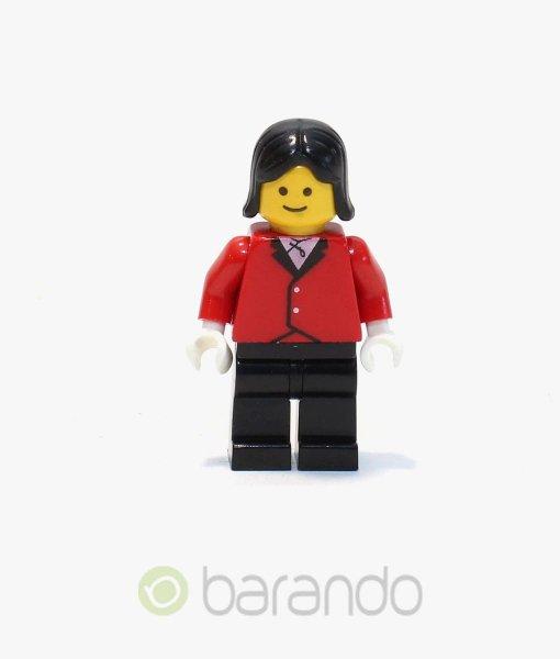 LEGO Red Riding Jacket par049