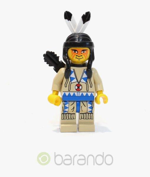 LEGO Indian Tan Shirt ww016