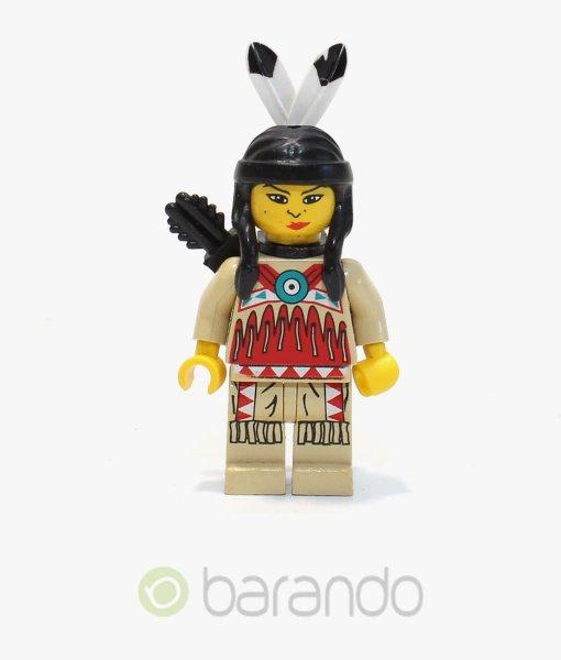 LEGO Indian Female ww018 Western