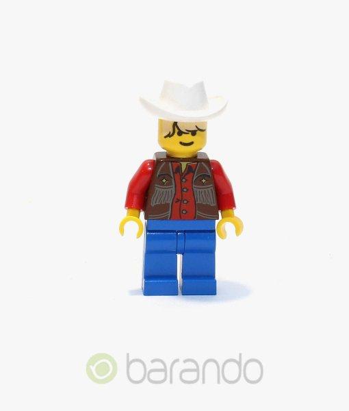 LEGO Cowboy Red Shirt ww012